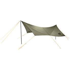 NEMO(ニーモ・イクイップメント) シャドウキャスター エレメント 165 NM-SCT165-ELアウトドアギア ヘキサ・ウイング型タープ テント おうちキャンプ ベランピング