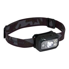Black Diamond(ブラックダイヤモンド) ストーム400/ブラック BD81108001アウトドアギア LEDタイプ ランタン ヘッドライト ブラック おうちキャンプ ベランピング
