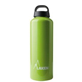 LAKEN(ラーケン) クラシック 1.0L アップルグリーン PL-33VMアウトドアギア アルミボトル 水筒 マグボトル グリーン おうちキャンプ ベランピング