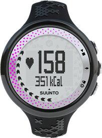 SUUNTO(スント) [正規品・2年保証]M5 SILVER PINK PACK(エムファイブ シルバーピンクパック) SS020233000アウトドアギア 高機能ウォッチ メンズ腕時計 おうちキャンプ