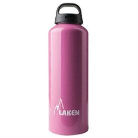 LAKEN(ラーケン) クラシック 1.0L ピンク PL-33Pピンク マグボトル 水筒 水筒 アルミボトル アウトドアギア