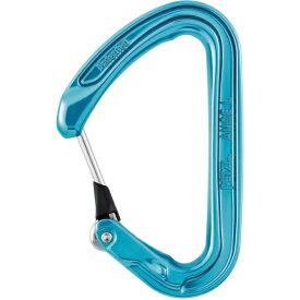 PETZL(ペツル) アンジュ L/Blue M59Bアウトドアギア ロックなし 登山 トレッキング カラビナ ブルー おうちキャンプ