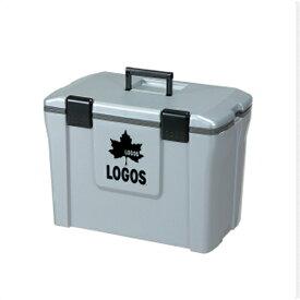 OUTDOOR LOGOS(ロゴス) アクションクーラー25(グレー) 81448013-4グレー クーラーボックス アウトドア アウトドア ハードクーラー 25リットル アウトドアギア