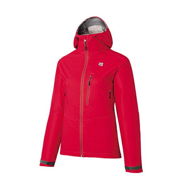finetrack(ファイントラック) エバーブレスフォトンジャケット Ws PR M FAW0321女性用 レッド レインジャケット レインウェア ウェア レインウェア(ジャケット) レインウェア女性用 アウトドアウェア