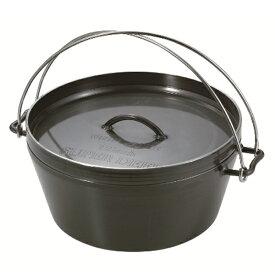 UNIFLAME(ユニフレーム) UFダッチオーブン12インチ 660997アウトドアギア ダッチオーブン12インチ バーべキュー クッキング クッキング用品 ダッチオーブン