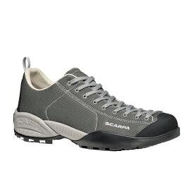 SCARPA(スカルパ) モヒートフレッシュ/グレー/40 SC21051アウトドアギア クライミング用 トレッキングシューズ トレッキング 靴 ブーツ グレー 男性用 おうちキャンプ ベランピング