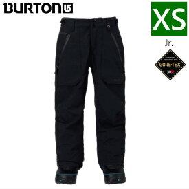【ラス1】◎キッズ ジュニア[XSサイズ]18 BURTON BOYS GORE-TEX STARK PNT カラー:True Black バートン スキー スノーボードウェア ゴアテックス 子供用パンツ 型落ち 旧モデル 日本正規品