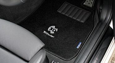 3D Design (3Dデザイン)BMW 6シリーズ F06 フロアマット右ハンドル用