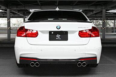 3D Design (3Dデザイン)BMW 3シリーズ F31 (335i) M-Sportマフラー (デュアル/4テール)