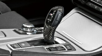 BMW Performance (BMW 퍼포먼스) BMW 5 시리즈 F10 F11 탄소 선택기 레버/그립 (AT 차 ~ 2012.3 오른쪽 핸들 자동차 용)