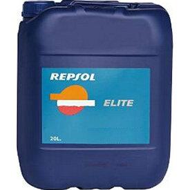 エンジンオイル レプソル エリート コンペティション 5W-40 SN/CF A3/B4 100%化学合成油 20Lプラ 【送料無料】 REPSOL ELITE Competicion