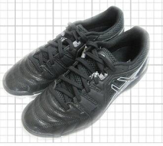 ASICS death tuck 6 K Black / Black Futsal shoes indoors for TST215