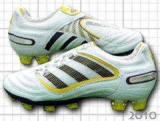 cd8f116abd95 O.K.A.Football  50% OFF Adidas predator X FG white X yellow 26.5cm ...