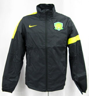 Beijing Guoan, side line jacket black NIKE