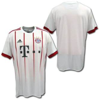 O.K.A.Football  Product made by Bayern Munich 17 18 third (white) Adidas  2eaebc91b