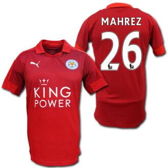 레스터 시티16/17어웨이(빨강) #26 MAHREZ 리야드・머프 레즈비언 퓨마제