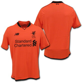 best service a5da1 d1acd Product made by 17/18 Liverpool third (orange) New Balance