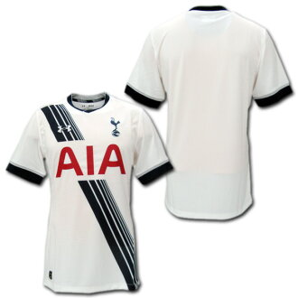 3c1e68f3 O.K.A.Football: Tottenham Hotspur home 15/16 (white)-under armour | Rakuten  Global Market
