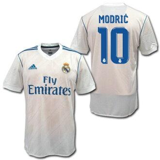 aac49e64e O.K.A.Football  Real Madrid 17 18 home   10 MODRIC Luka Modric adidas