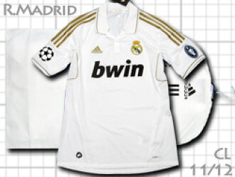 432ee5e6b O.K.A.Football  Product made by home Adidas for the Real Madrid 2011 12  champions league