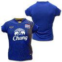タイ代表 2012 女子バレーボール (青) 選手用 グランドスポーツ社製