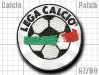 o k a football 97 italy 98 lega calcio and patch for players sold