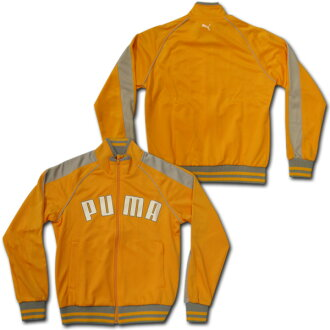 Product made by Puma for the training jacket (orange) woman