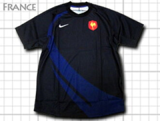 new arrival f3631 d6c88 2007 Rugby World Cup France national team Home (blue)-NIKE