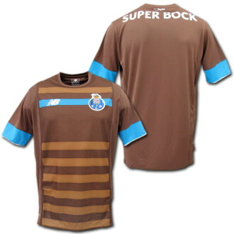 FC Porto away 15/16 (Brown) made by new balance