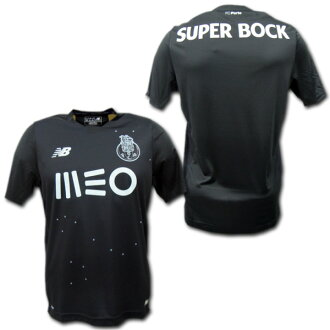 sneakers for cheap 39a7c 41c4f Product made by F.C. Porto 16/17 away (black) New Balance