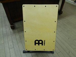 【四国・本州・九州限定販売】MEINL(マイネル) カホン MCAJ100BK-MA+ MEINLロゴのギグケース付!
