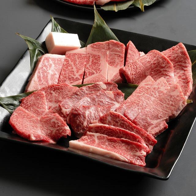 【あす楽対応】神戸牛 6点食べ比べ焼肉600g(3〜4人前)【送料無料※一部地域+500円】 牛肉 国産 和牛 やきにく ギフト BBQ