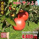 青森りんご☆送料無料☆家庭用サンふじ10キロ28〜40玉