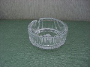 ガラス製灰皿 ポシェ アッシュトレイ P-05554 業務用 口径:85mm×高さ35mm 東洋佐々木硝子 ソーダガラス 食器洗浄機使用可 大量注文承ります
