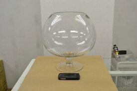 特大ブランデーグラス L 16.8L ゆうたろう風 直径195×高さ350mm パーティー 宴会 サプライズ 花瓶 ワイングラス シャンパングラス ジャンボグラス