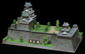 【送料無料】 日本の名城 デラックス 熊本城 プラモデル