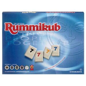 【送料無料】 Rummikub ラミィキューブ ラミーキューブ 頭脳戦ゲーム ボードゲーム ファミリーゲーム