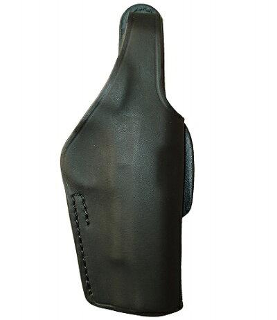 シルエットホルスター牛革製サムブレイククロスタイプブラックCC用243-BK