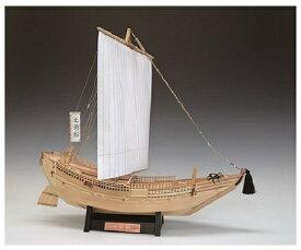【送料無料】 木製帆船模型 1/72 北前船