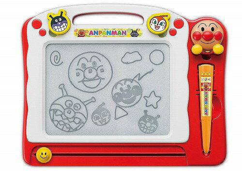 【送料無料】 アンパンマン 天才脳おしゃべりらくがき教室 DX