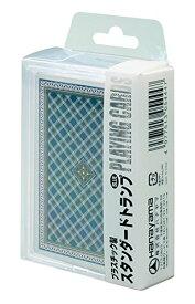 【ゆうパケット送料無料】 スタンダードトランプ(BLUE)
