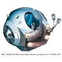 【12月発売予定】 【送料無料】 プラモデル 1/8 2001年宇宙の旅 スペースポッド メビウスモデル