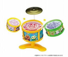 【送料無料】 アンパンマン うちの子天才 おおきなドラムセット