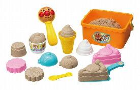 【送料無料】 アンパンマン お砂で遊ぼう! デザートセット