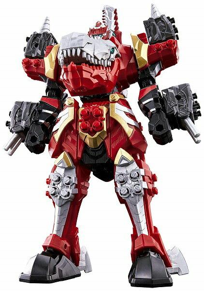 【送料無料】 騎士竜戦隊リュウソウジャー 騎士竜シリーズ01 竜装合体 DXキシリュウオー