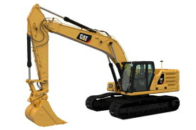 【12月発売予定】 【送料無料】 完成品 ダイキャスト 1/50 Cat 330 油圧ショベル  Next Generation DM85585