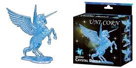 【送料無料】 クリスタルパズル ユニコーン・ブルー 43ピース 50246