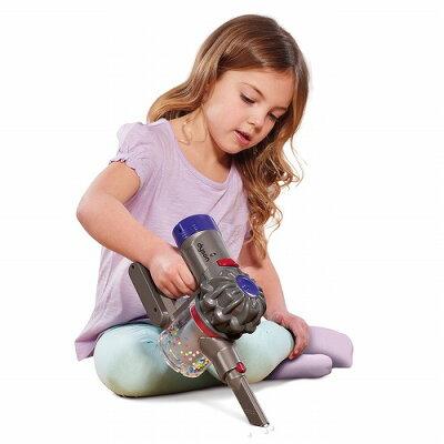 9月中旬入荷予定【送料無料】CASDONダイソンコードレストイクリーナー正規品おもちゃ掃除機