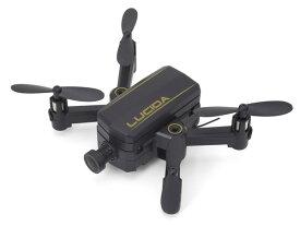 【送料無料】 ジーフォース ドローン LUCIDA(ルシーダ) ブラック 2.4GHz フルHDカメラ搭載 GB120