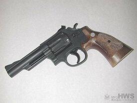 【2月中旬再入荷予定】 【送料無料】 発火モデルガン 組み立てキット S&W M19 4インチ・モデル ヘビーウェイト HW